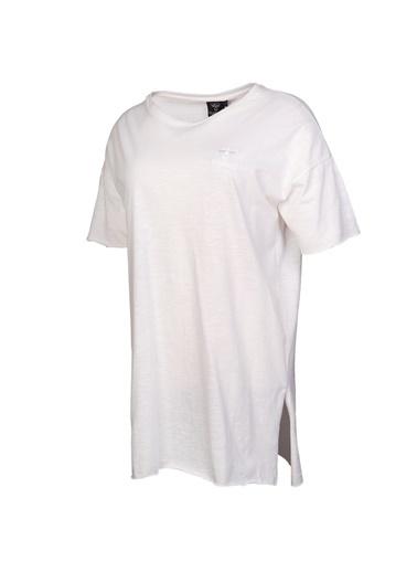 Hummel Kadın Tişört Alice 910879-9003 Beyaz